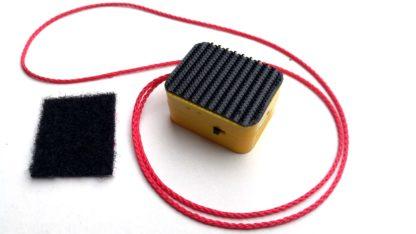 Fixation Velcro variomètre